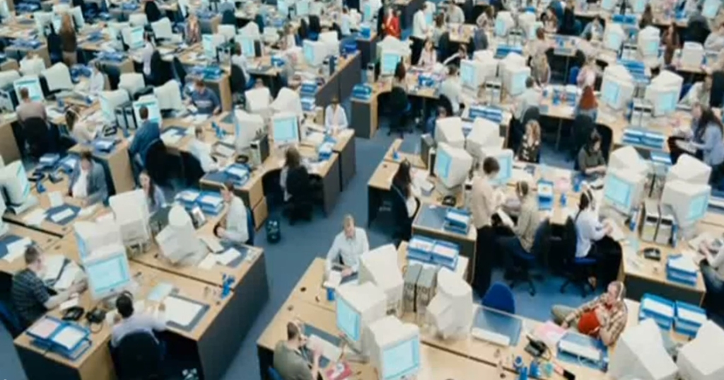 Networked Call Center